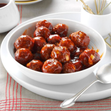 What Are The Best 5 Barbecue Meatballs Recipes?